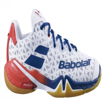 Babolat Shadow Tour White / Navy + koszulka GRATIS